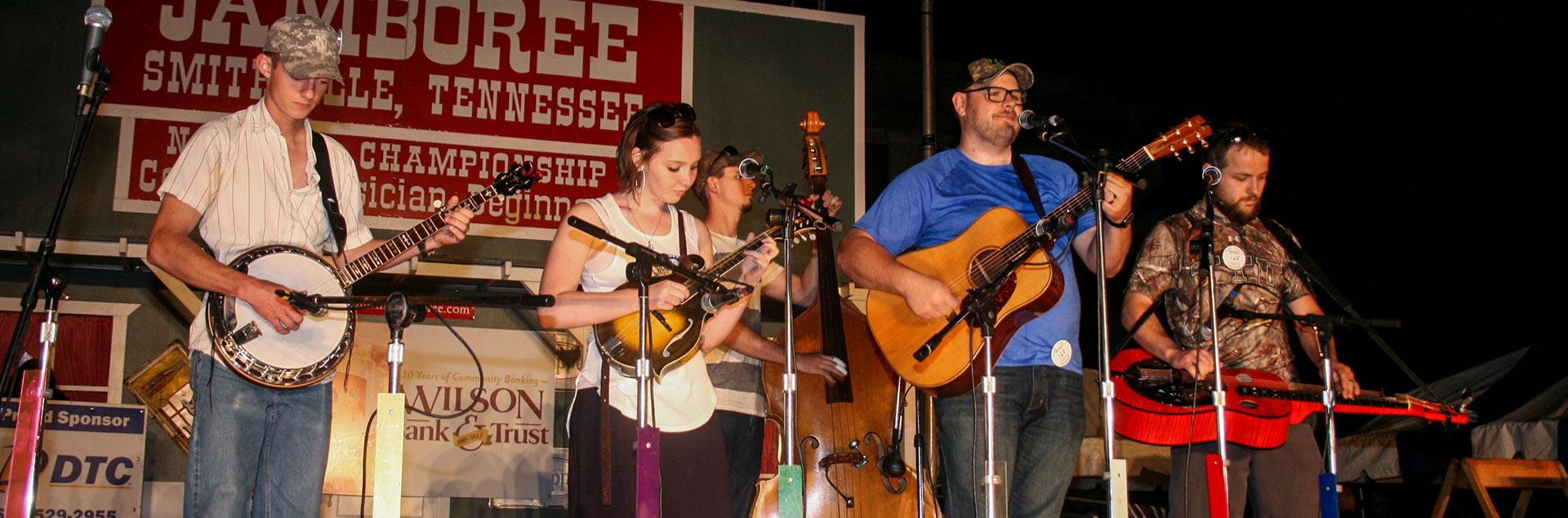 Bluegrass group